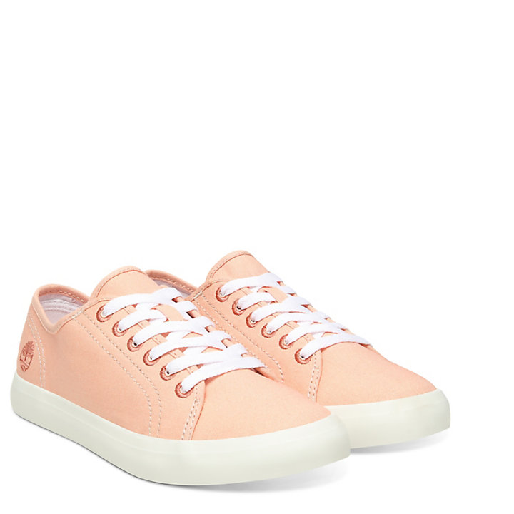 Newport Bay Trainer  for Women in Peach-