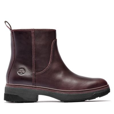 Nolita+Sky+Ankle+Boot+for+Women+in+Burgundy