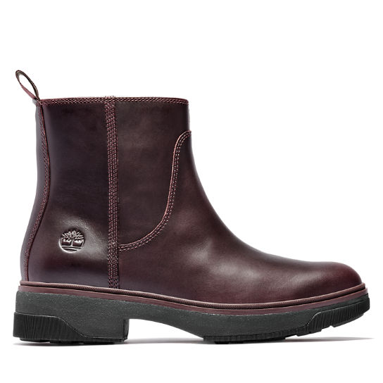 Nolita Sky Ankle Boot for Women in Burgundy | Timberland