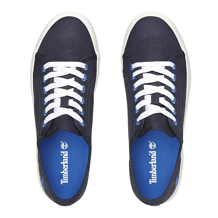 Zapatilla Newport Bay para Mujer en Azul Marino-
