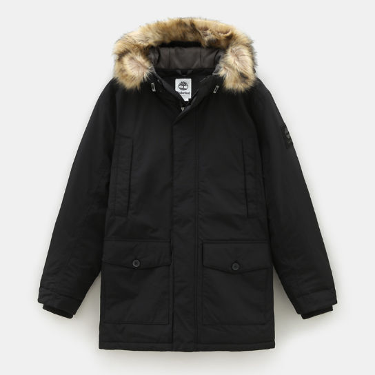 Boundary Peak Parka in Black | Timberland