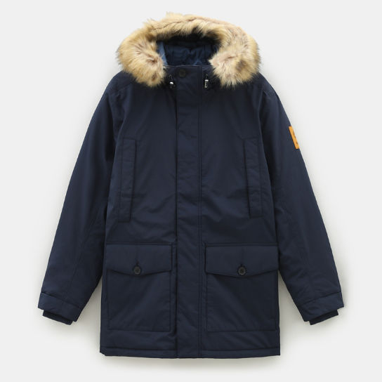 Boundary Peak Parka in Navy | Timberland