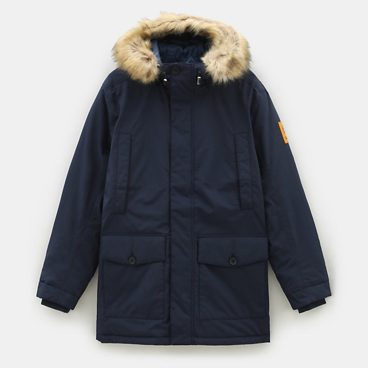 Boundary Peak Parka in Navy-