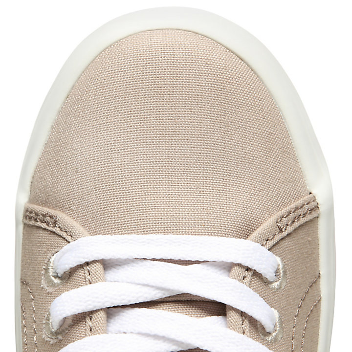 Newport Bay Sneaker voor Dames in Beige-