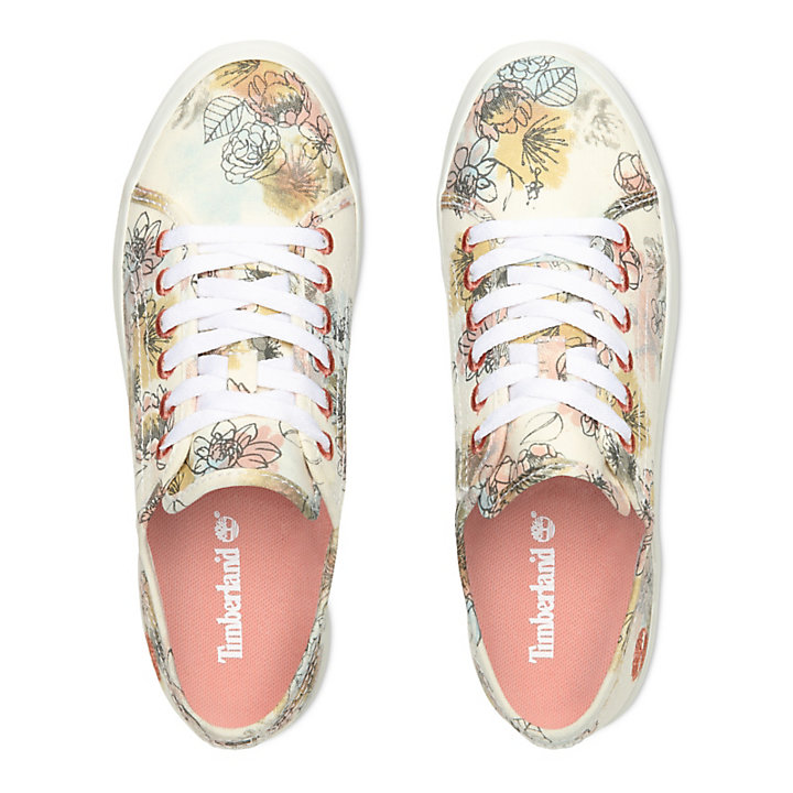 Newport Bay Trainer  for Women in Floral-