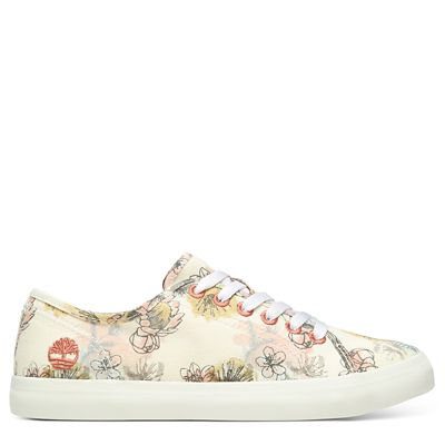 Newport+Bay+Trainer++for+Women+in+Floral