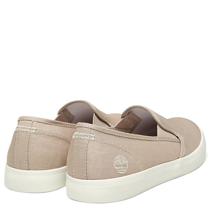 Newport Bay Instapper voor Dames in Beige-