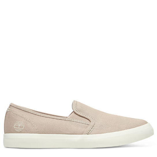 Newport Bay Slip-On Shoe for Women in Beige | Timberland