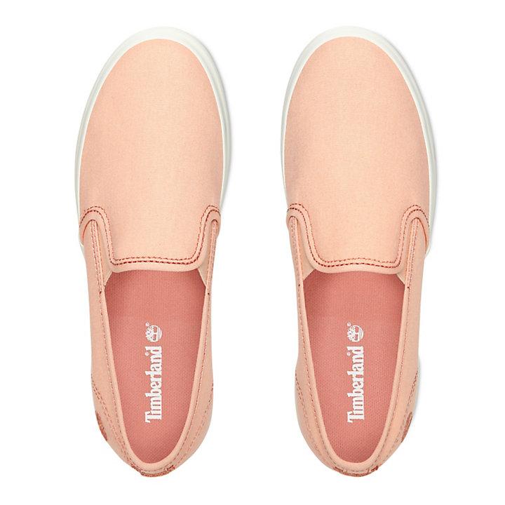 Newport Bay Slip-On Schuh für Damen in Pfirsichfarben-