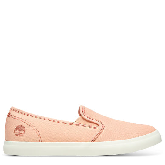 Newport Bay Slip-On Shoe for Women in Peach | Timberland