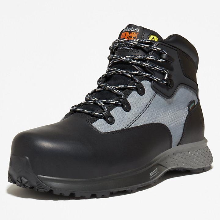 Scarponcino da Lavoro da Uomo Timberland PRO® Euro Hiker in colore nero-