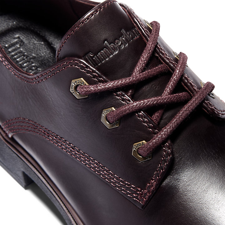 Nolita Sky Oxford for Women in Burgundy-