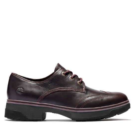 Nolita Sky Oxford for Women in Burgundy | Timberland
