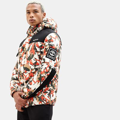 Camo+Puffer+Jacket+for+Men+in+Orange