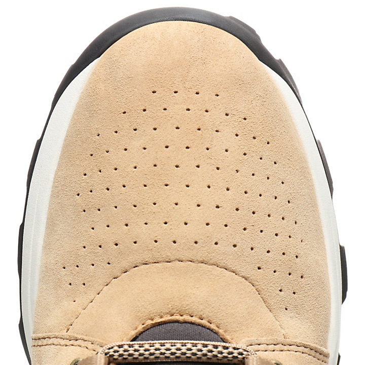 Brooklyn Oxford for Men in Beige-