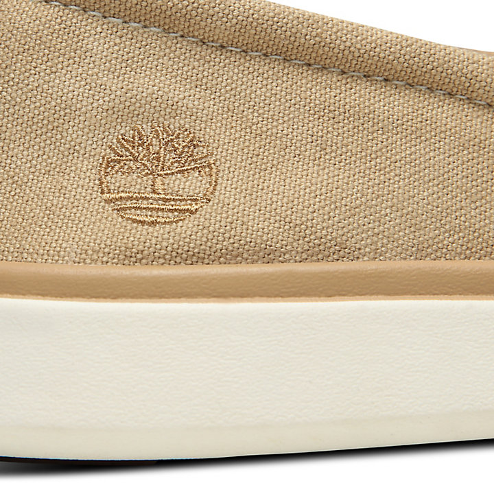 Gateway Pier Slip-On for Men in Beige-