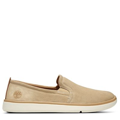 Gateway+Pier+Slip-On+for+Men+in+Beige