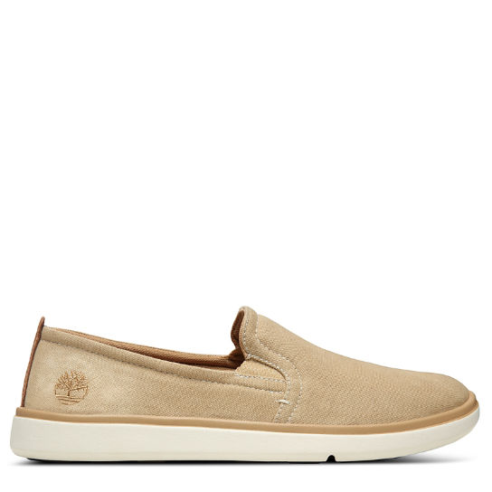Gateway Pier Slip-On for Men in Beige | Timberland