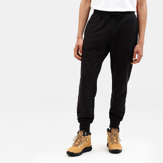 Core 1973 Tracksuit Bottoms for Men in Black | Timberland
