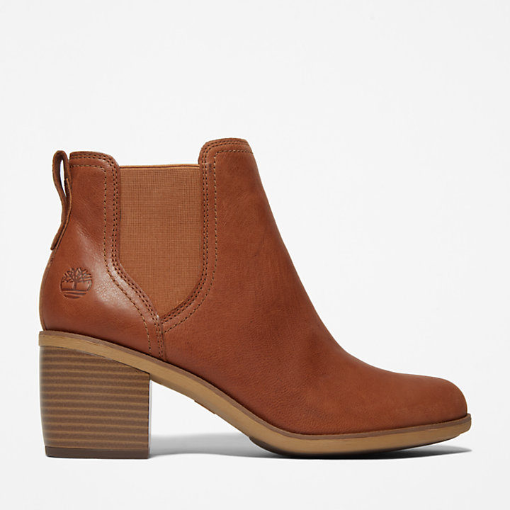 Brynlee Park Chelsea Boot for Women in Brown-