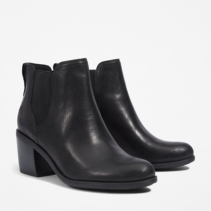 Brynlee Park Chelsea Boot for Women in Black-