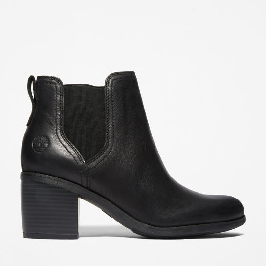 Brynlee Park Chelsea Boot for Women in Black | Timberland