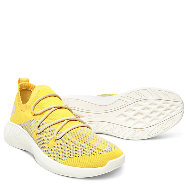 Flyroam Go Stohl Oxford for Men in Yellow-