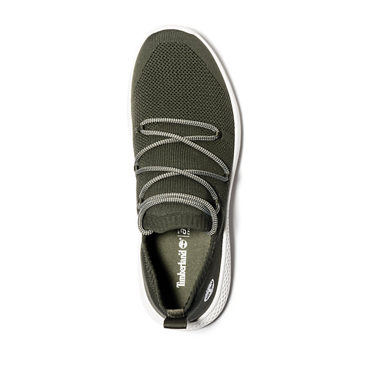 Flyroam Go Stohl Oxford for Men in Dark Green-