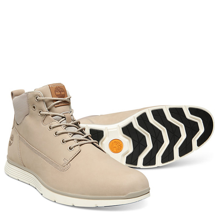 Killington Chukka voor Heren in Taupe-