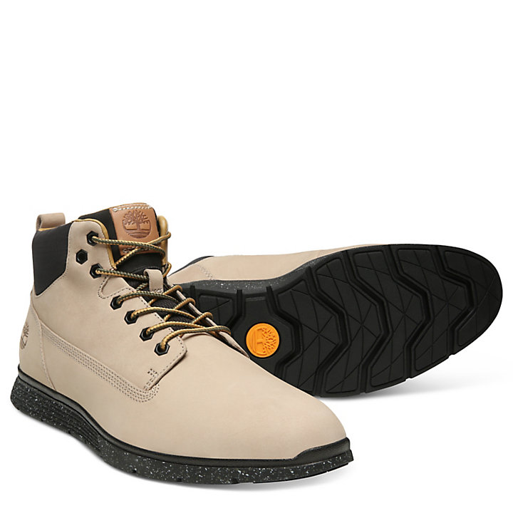 Killington Chukka for Men in Taupe/Black-