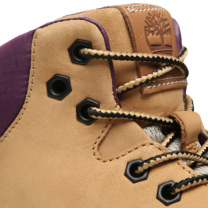 Killington Chukka for Men in Beige/Purple-