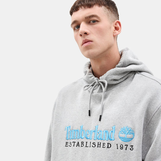 Hoodie for Men in Grey | Timberland