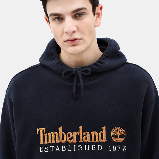 Hoodie for Men in Navy | Timberland