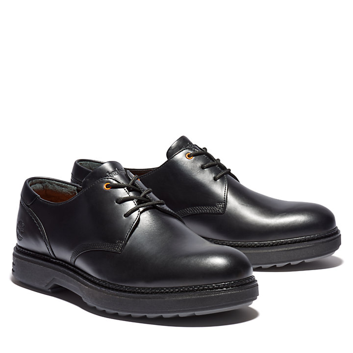 RR 4610 Oxford Shoe for Men in Black-
