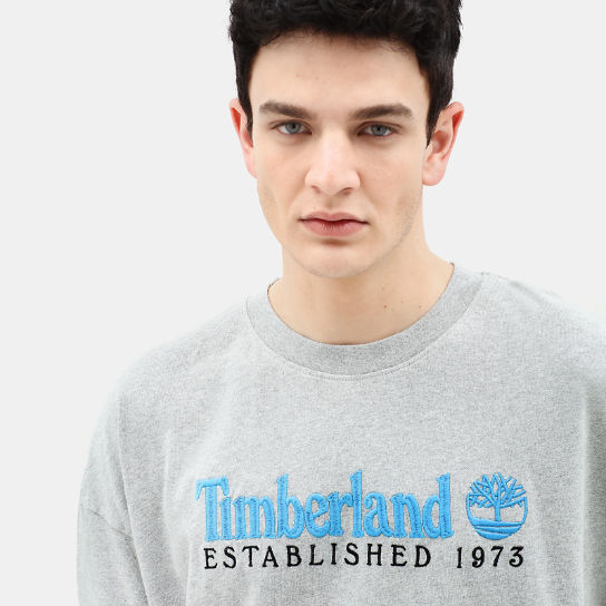 Archive T-Shirt for Men in Grey | Timberland