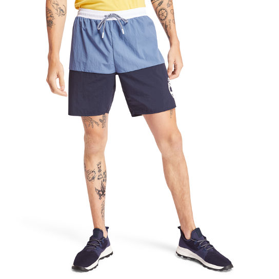 Sunapee Lake Swimming Shorts for Men in Blue | Timberland