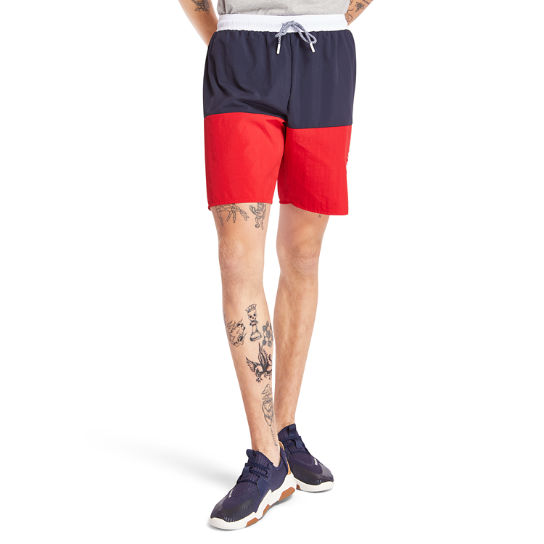 Sunapee Lake Swimming Shorts for Men in Navy | Timberland