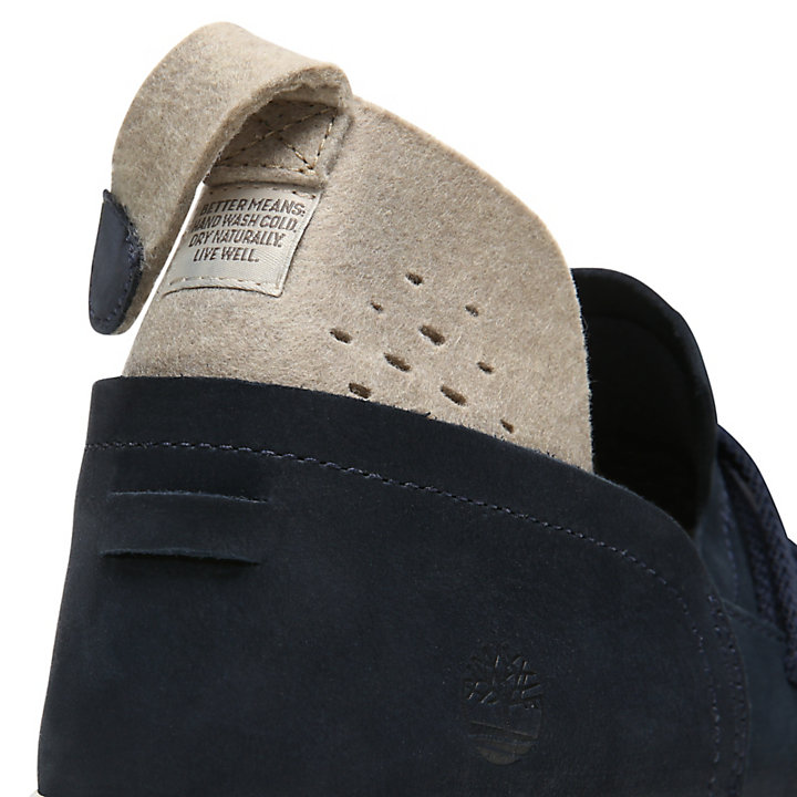 Project Better Slip-On Shoe for Men in Navy-