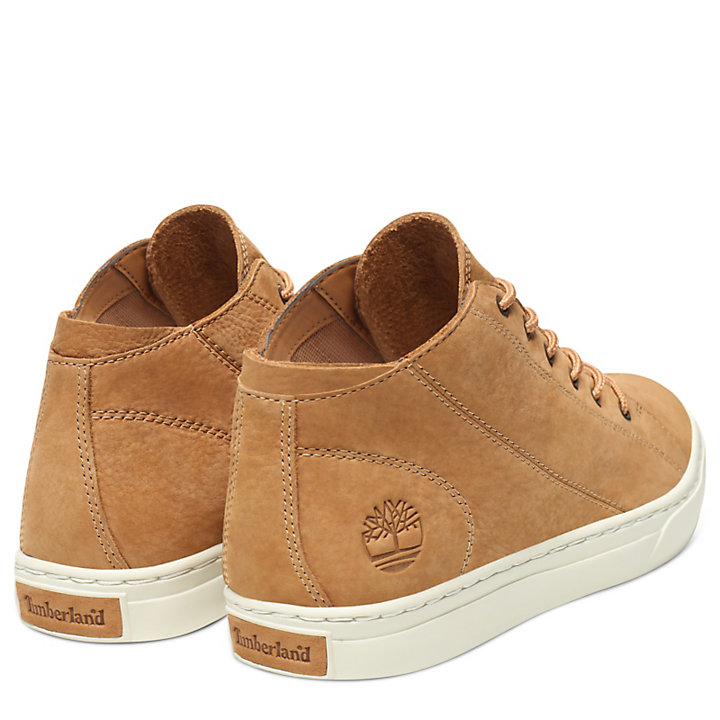 Adventure 2.0 Cupsole Chukka for Men in Tan-