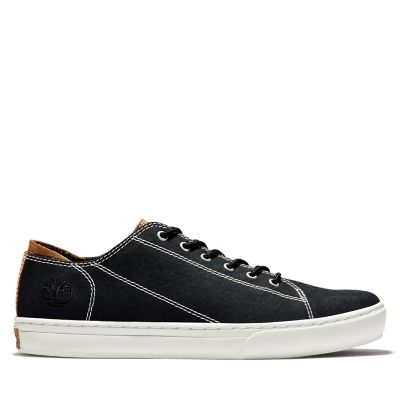 Adventure+2.0+Cupsole+Canvas+Oxford+voor+Heren+in+Zwart