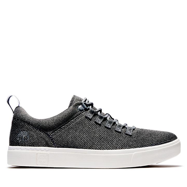 Basket Amherst Alpine Knit pour homme en gris foncé-