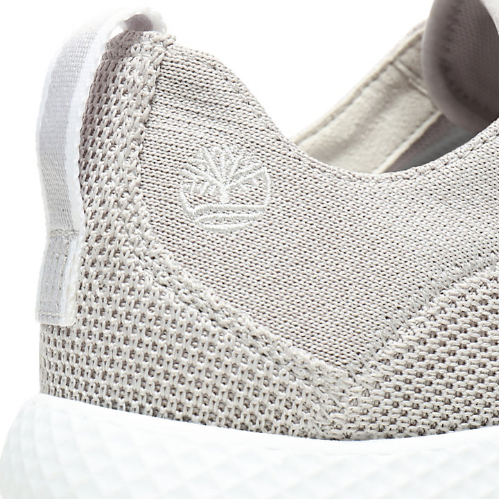 Flyroam FlexiKnit Oxford voor Heren in Bleekgrijs-