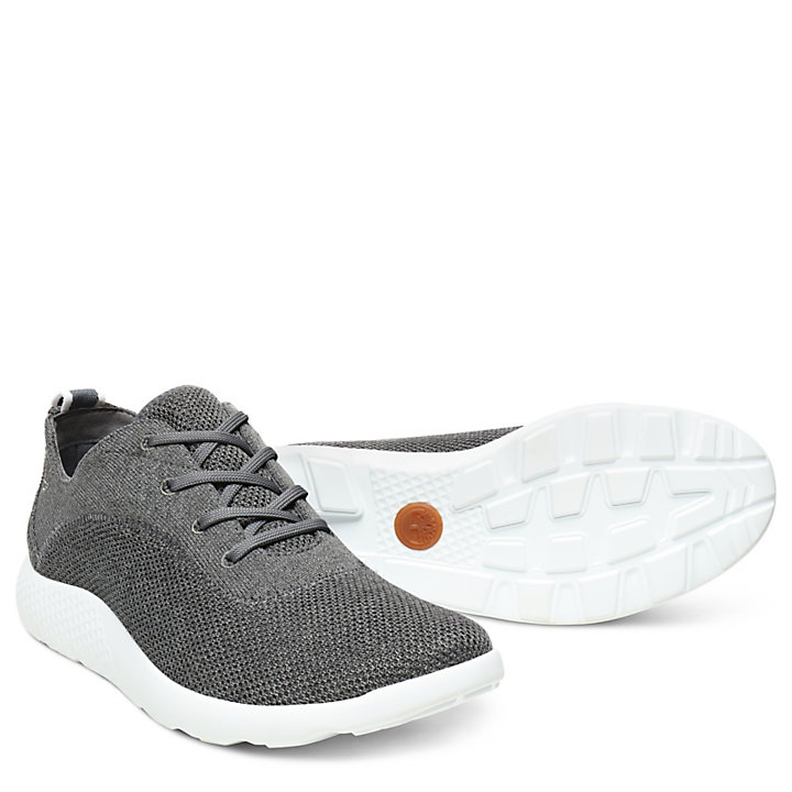 Oxford da Uomo Flyroam FlexiKnit Grigia-