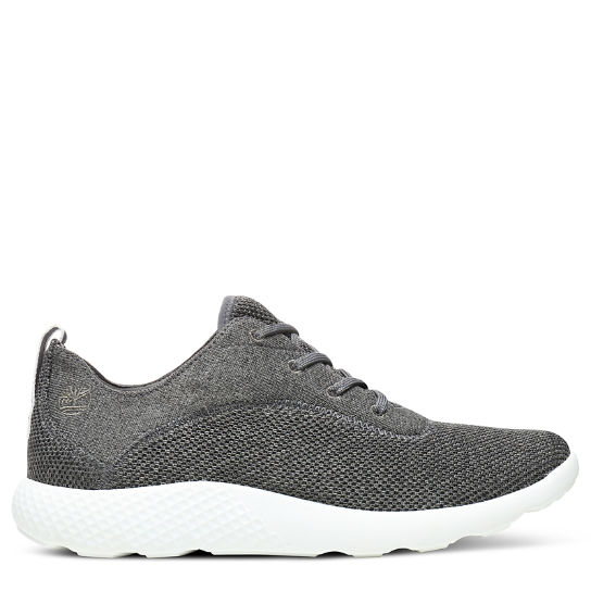 Flyroam FlexiKnit Oxford for Men in Grey | Timberland