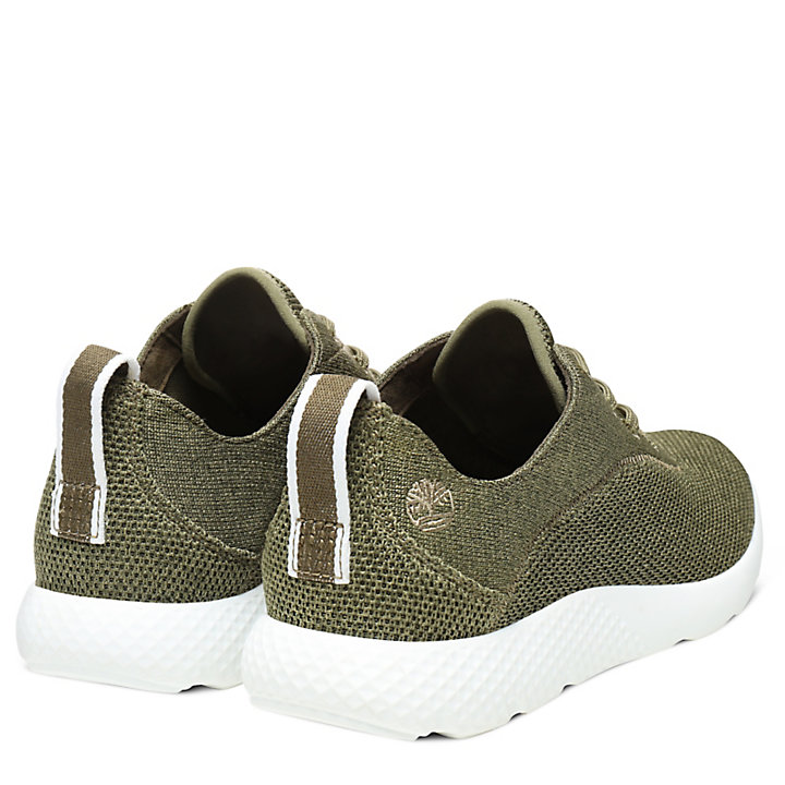 Oxford da Uomo Flyroam FlexiKnit Verde-