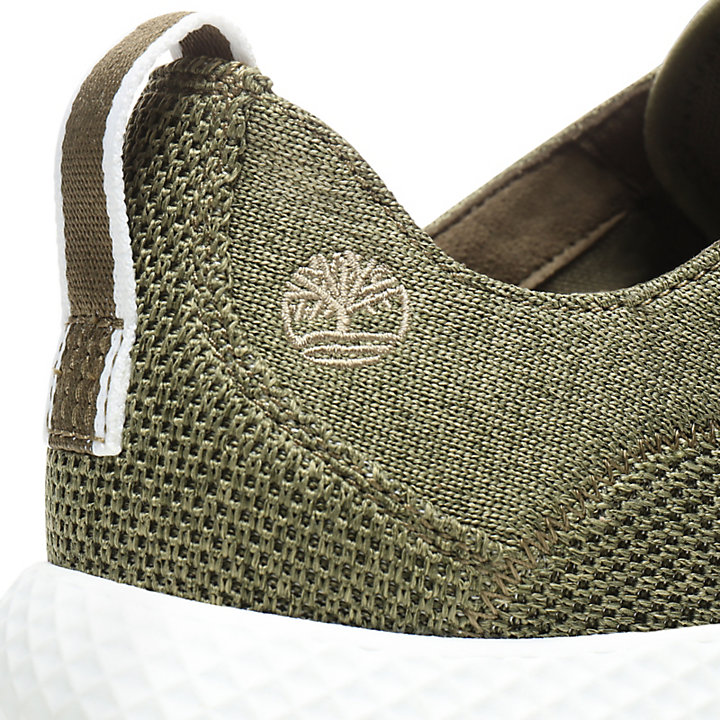Flyroam FlexiKnit Oxford voor Heren in Groen-