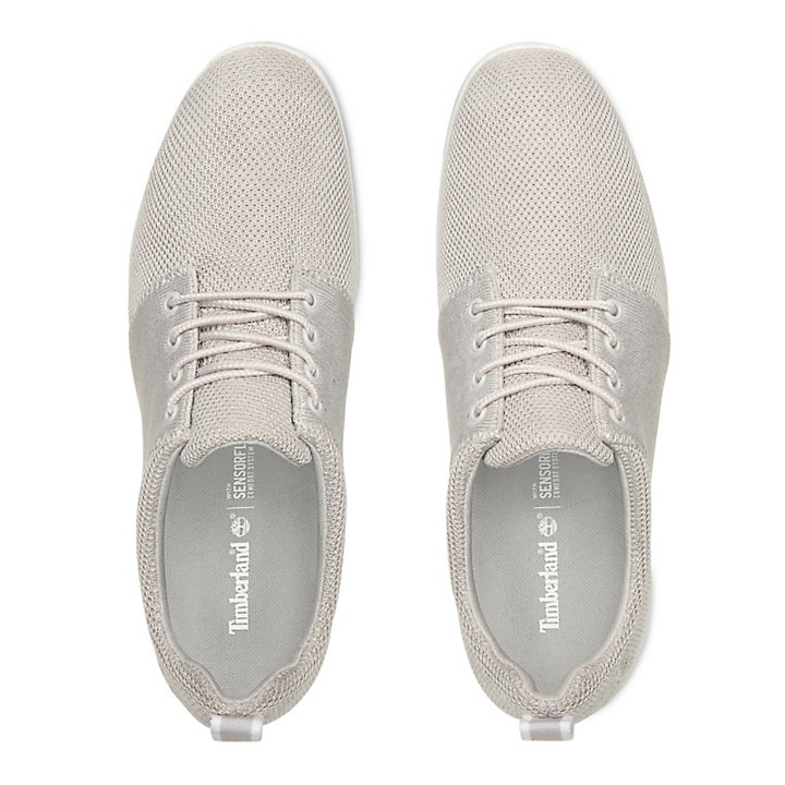 Oxford en Punto Flexible Killington para Hombre en Gris claro-