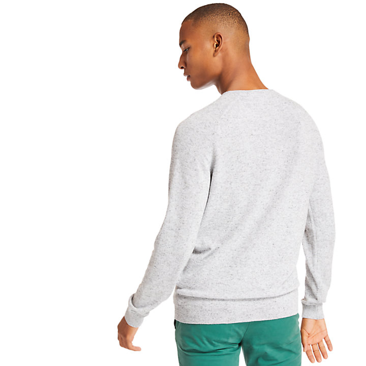 Oliverian Brook Sweater voor Heren in grijs-