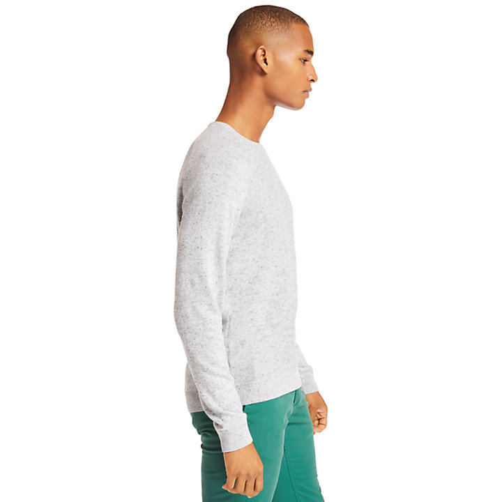 Oliverian Brook Pullover für Herren in Grau-