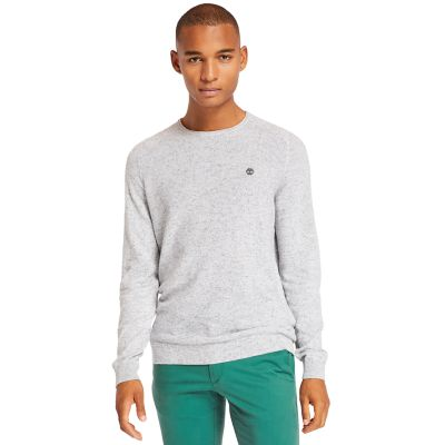 Oliverian+Brook+Sweater+for+Men+in+Grey